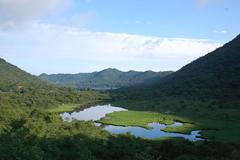 赤城山大沼