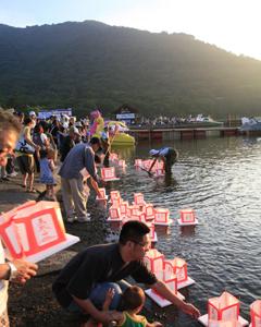 赤城山夏祭り