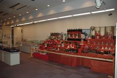 たつの市立龍野歴史文化資料館 ひな祭り展示