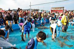 下田の黒船祭 にぎわいパレード